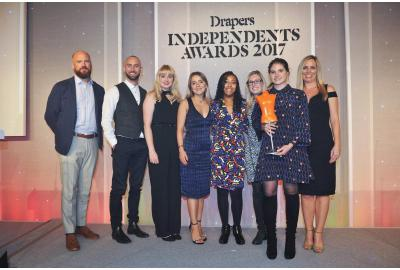 Henmores Wins Best Multichannel Operation at the Drapers Independent Awards 2017