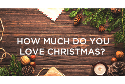 How Much Do You Love Christmas?