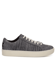 TOMS Mens Lenox Chambray Mix Sneaker