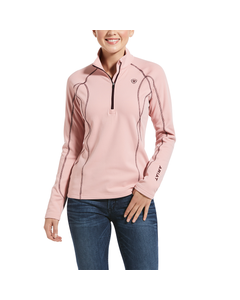 Ariat Ladies Conquest 2.0 1/2 Zip Sweatshirt