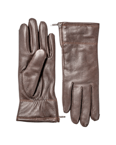 Hestra Ladies Charlene Lined Leather Gloves