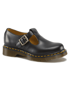 Dr Martens Ladies Polley Smooth Shoes