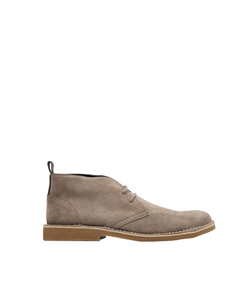 Joules Mens Suede Stitch Down Boots