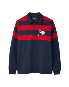 Joules Mens Seatry Nautical Rugby