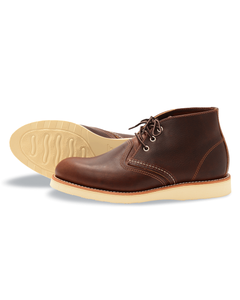 Red Wing Chukka Mens Boots