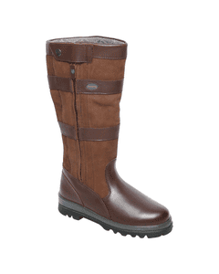 Dubarry Mens Wexford Leather Boots