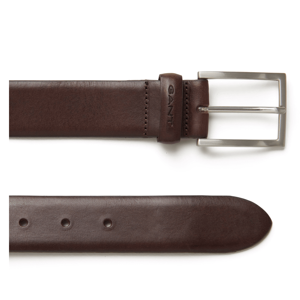 d3bf364dc9 GANT Mens Classic Leather Belt | Henmores