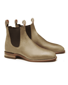 RM Williams Comfort Craftsman Yearling Mens Boots
