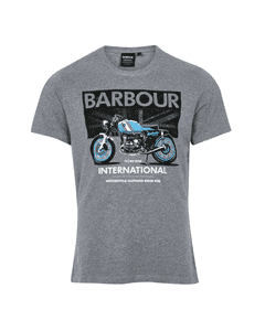 Barbour International Mens Greenwood Tee