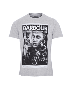Barbour International Mens Steve Mcqueen Tee