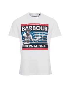 Barbour International Mens Time Steve Mcqueen Tee