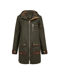 Barbour Ladies Lennox Wax Jacket