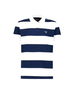 Barbour Mens Harren Stripe Polo Shirt