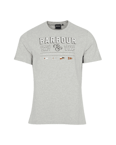 Barbour Mens Rope Tee