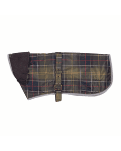 Barbour Waterproof Classic Tartan Dog Coat