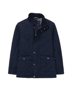 Crew Clothing Mens Harefield Quilted Jacket