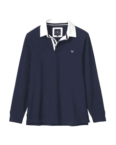 Crew Clothing Mens Rugby Top