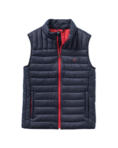 Crew Clothing Mens Lightweight Lowther Gilet