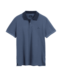 Gant Mens Micropattern Rugger Top