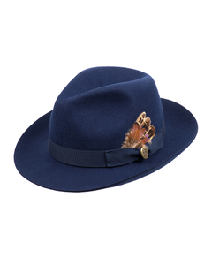 Hicks & Brown Ladies The Thurlow Pheasant Trilby