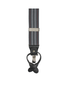 The British Belt Company Mens Holland Braces
