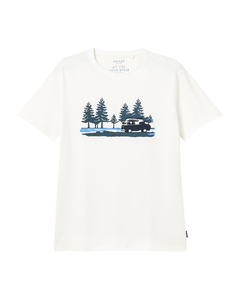 Joules Mens Flynn Graphic Tee