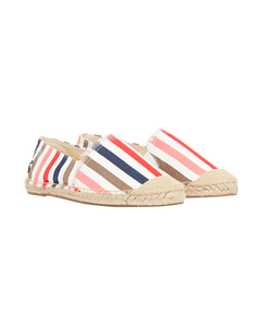 Joules Ladies Shelbury Espadrille With Embroided Details