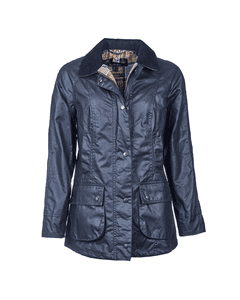 Barbour Ladies Beadnell Wax Jacket