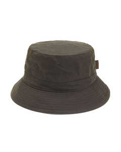 Barbour Mens Wax Sports Hat