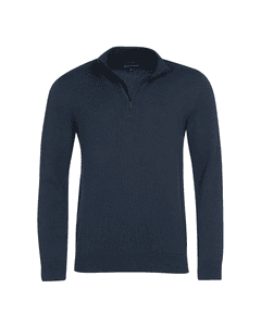 Barbour Mens Avoch Half Zip Jumper