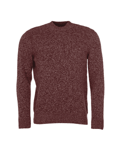 Barbour Mens Sid Crew Jumper