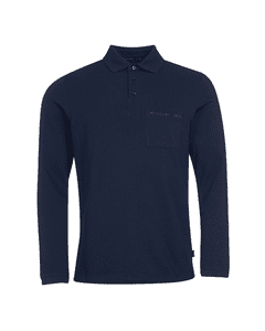 Barbour Mens Evin Long Sleeve Polo