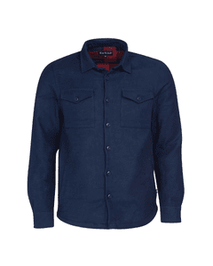 Barbour Mens Melvin Overshirt