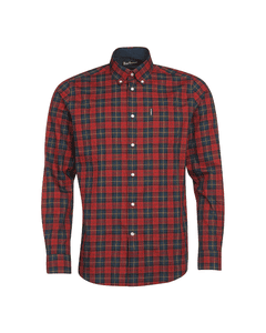Barbour Mens Tartan 8 Tailored Shirt