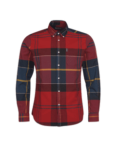 Barbour Mens Tartan 10 Tailored Shirt