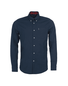 Barbour Mens Cameron Tailored Shirt
