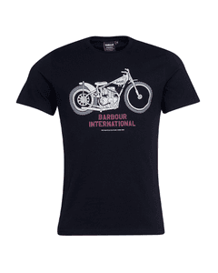 Barbour International Mens Strike Tee