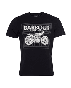 Barbour International Mens Igniter Tee