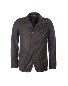 Barbour Mens Beacon Sports Jacket