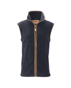 Schoffel Mens Oakham Fleece Gilet