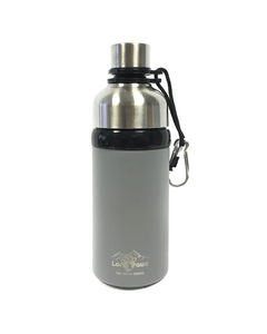 Long Paws Stainless Steel Lick 'n Flow Pet Water Bottle - 500ml