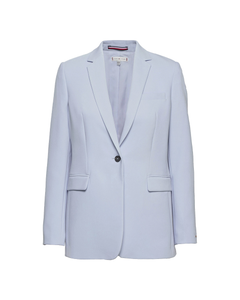 Tommy Hilfiger Ladies Core Suiting Single Breasted Blazer