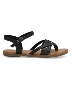 TOMS Ladies Lexie Leather Sandal