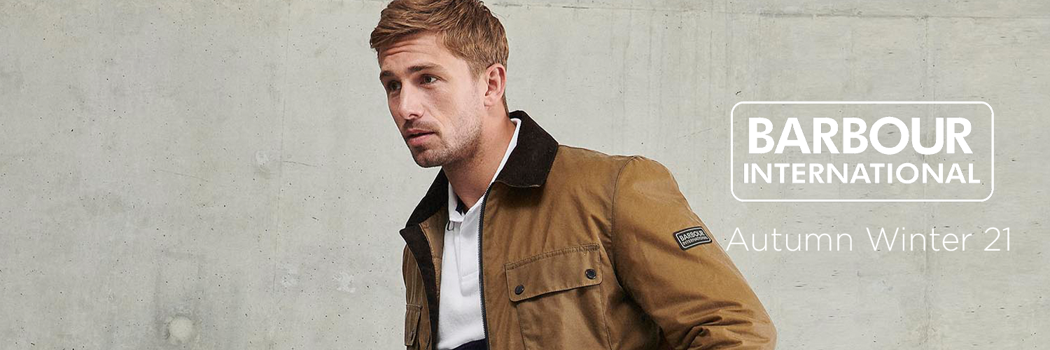 Barbour International Collection