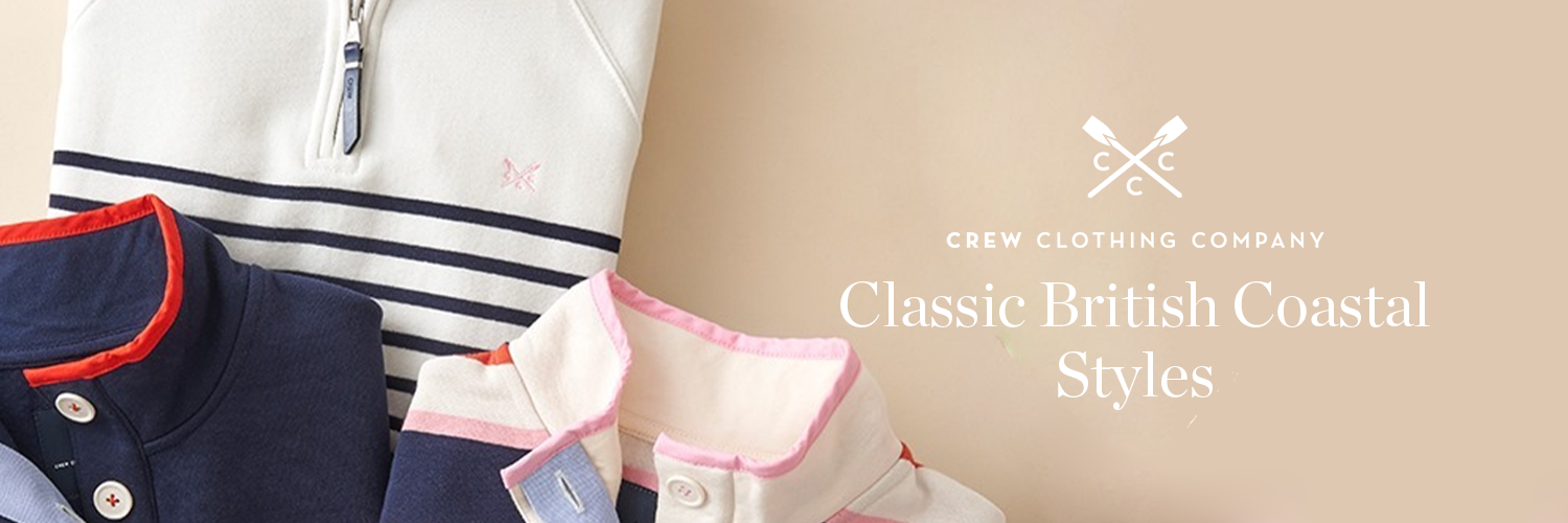 Crew Clothing Collection